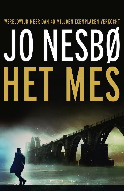 Jo Nesbø, Het mes (01)-om@2.indd