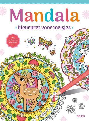 161453 mandala kleurpret