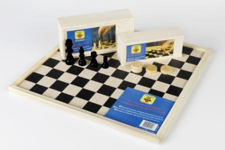 396014 dam-schaakbord